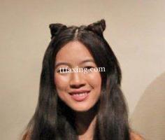 猫耳发型教程图解 可爱复古猫耳发型的扎法