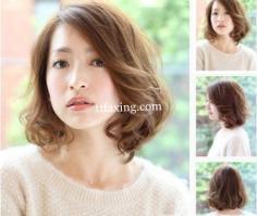 流行短发发型图片 再掀俏丽风潮