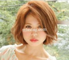 短发荷叶头发型 释放你的吸睛诱惑
