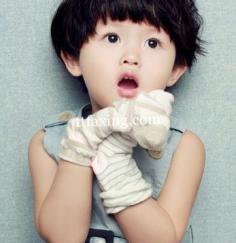 可爱时尚儿童短发发型图片 尽显大牌范儿