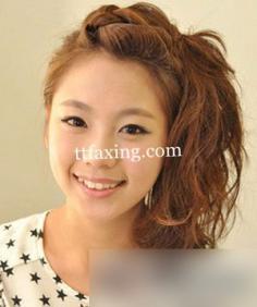 日系发型扎法 马上拥有超可爱甜美发型