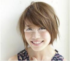 短发发型大全 解救沉闷无趣发型