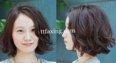 波波头短发发型图片 个性干练又时尚范儿