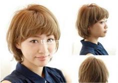 帅气女生短发发型 变身帅气个性假小子