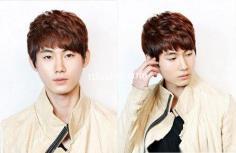 2014韩版男士发型 时尚帅气来敲门