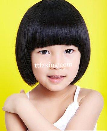 小女孩发型图片大全推荐 打造可爱萌娃小天使