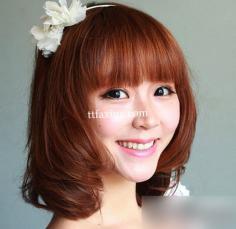 日式甜美可爱发型 2014要你美丽一夏