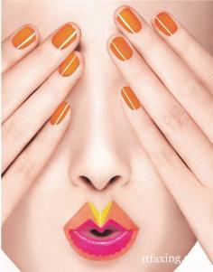 复古红唇妆画法步骤 教你画出水润莹亮的红唇