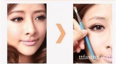 初学化妆如何画眉毛 时下最时髦的眉毛画法图解