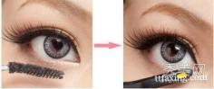 神奇假睫毛 打造萌感眼妆
