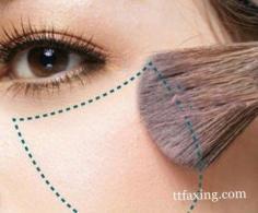 5个妆出粉嫩双颊步骤推荐 教你如何画腮红好看