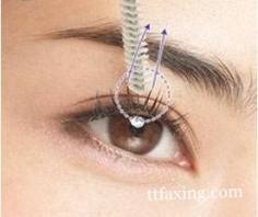 怎样刷睫毛膏让眼睛变大又不会苍蝇脚