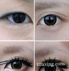 在家自己怎么贴假睫毛 魅力大眼简单4步就帮你搞定