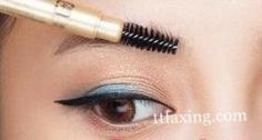 流行粗眉妆的画法 教你怎样画眉毛做气质美眉