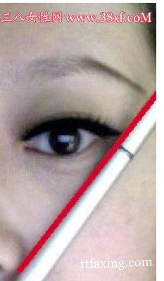 眉毛怎么画好看图解_眉毛怎么画