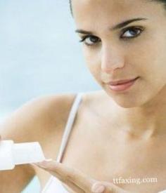 正确防晒霜的用法普及 教你保护白皙肌肤