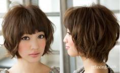 短卷发发型图片 挑选一款喜欢的短卷发发型