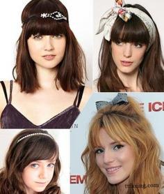 美发用品有哪些 女生发饰巧搭配让自己更可爱