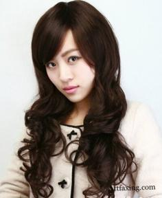 中长发蛋卷头图片欣赏 你最爱哪一款中长发韩式蛋卷头