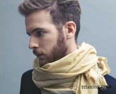 国字脸男生适合的发型图片 找准适合的才能锦上添花