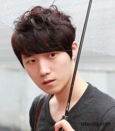 韩式男士发型图片 花美男攻略教你从头开始