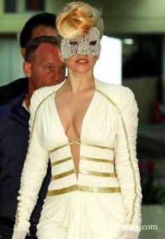 街拍 Lady Gaga