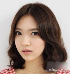 短发蛋卷头发型图片 独具个性的减龄发型
