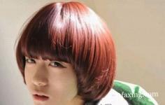 男生齐刘海蘑菇头发型图片 可爱帅气才能魅力加分