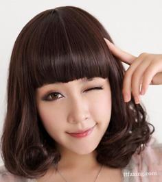 齐刘海怎么弄好看图片分享 可爱甜美统统搞定