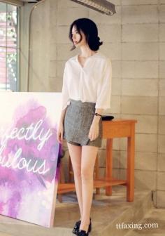 女生职业装搭配推荐 让你上班下班一起美