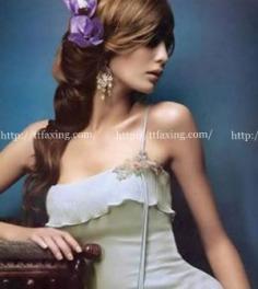 6款最新韩式新娘发型 盘发也能凸显你的高贵气质