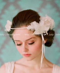 欧美唯美新娘最新发型图片 唯美发型为婚礼增添浪漫气息
