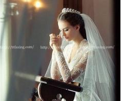 2015新娘发型 优雅气质倾倒你的心