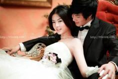韩式唯美婚纱照赏析 就是属于你的浪漫唯美