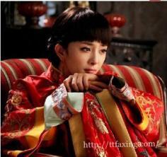 传统中式婚礼新娘发型推荐 体现不一样的唯美温婉