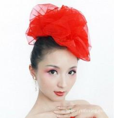 5款柔美中式新娘盘发推荐 打造中式最美新娘