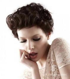 时尚新娘发型图片 让此刻成为最美丽的回忆