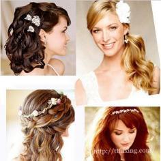 韩式新娘发型图片 优雅唯美打造动人姿态