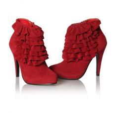 冬季结婚选择婚鞋注意事项 让你婚礼从细节处开始完美