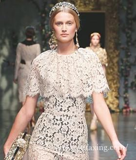2014最流行新娘花环风格 做甜美新娘还不失浪漫