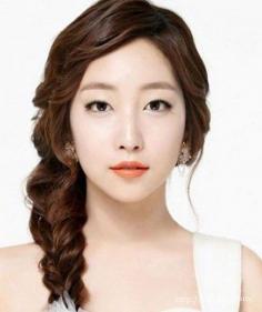 韩式新娘妆的画法步骤教程 完美梦幻新娘必知重点