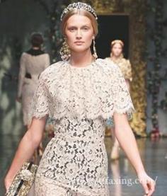 2015最流行新娘花环风格 做甜美新娘还不失浪漫