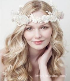2015新娘发型图片 新潮造型让你美翻天