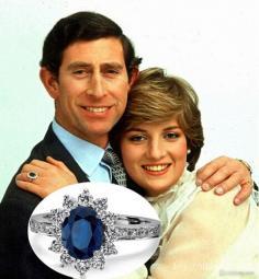 皇室婚戒图片欣赏 展现独一无二的奢华