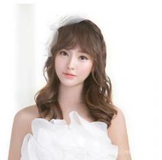 韩式婚纱照新娘发型 让你成为现场的焦点