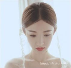 韩式新娘发型图片大全 铭刻一生的浪漫回忆