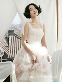 6款时尚短发新娘造型图片 赏析2014年短发流行趋势