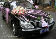盘点婚车布置的重点 打造出炫目好看的婚车造型