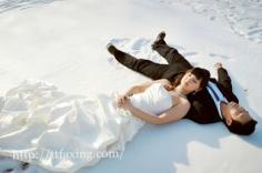 盘点冬季婚纱照的拍摄方式 三大方案供你选择