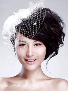 韩式新娘发型的扎法与技巧 打造美丽的韩式新娘